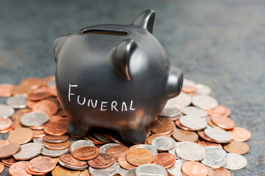 costs associated with a funeral